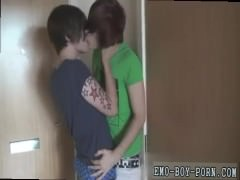 Young emo gay twink vids Deano Star is
