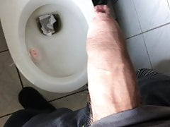 Piss and get hard