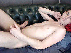 hot 20yo guy Timmy with massive meatpipe shoots 2 times (13+ 35min)