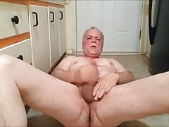 My cock gets hard for pissing all over myself...